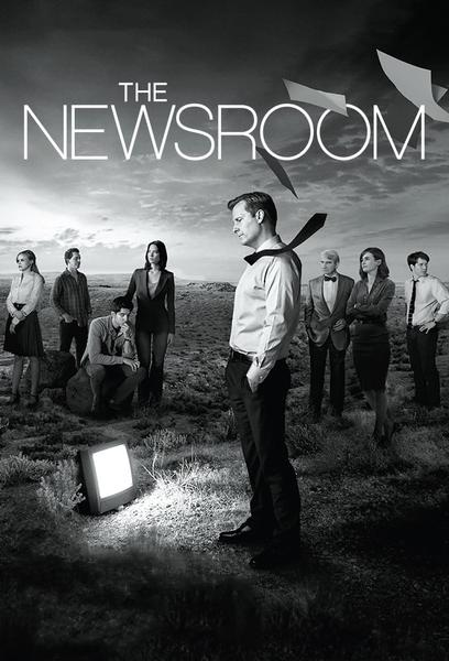 TV ratings for The Newsroom in Argentina. HBO TV series