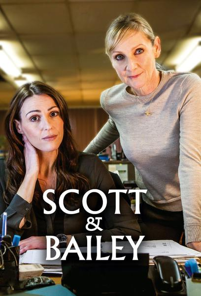 TV ratings for Scott & Bailey in South Africa. ITV TV series