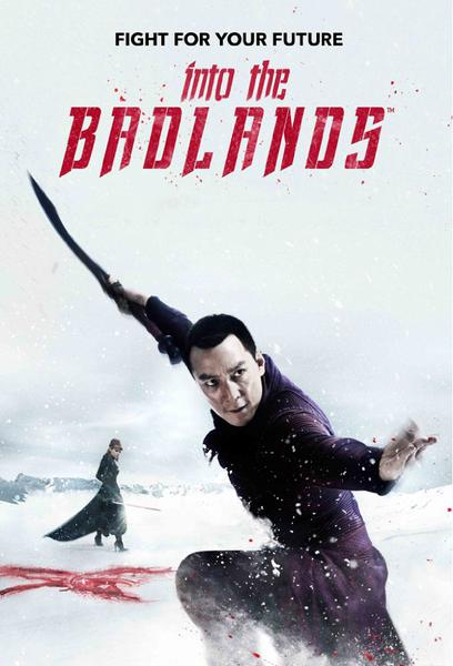 TV ratings for Into The Badlands in Mexico. AMC TV series