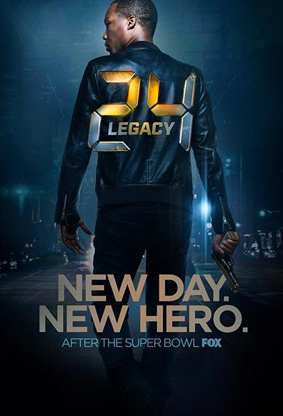 TV ratings for 24: Legacy in the United States. FOX TV series