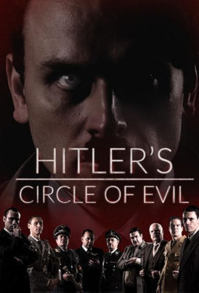 TV ratings for Hitler's Circle Of Evil in Denmark. Netflix TV series