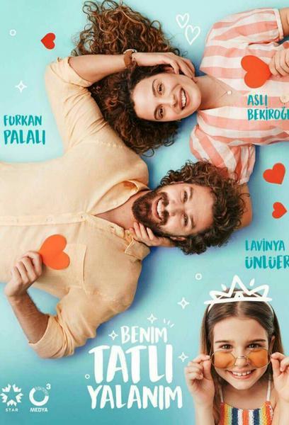 TV ratings for Benim Tatli Yalanim in Chile. Star TV TV series