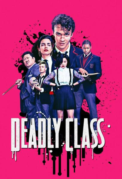 TV ratings for Deadly Class in Malaysia. Syfy TV series
