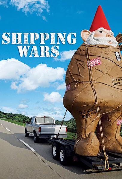 TV ratings for Shipping Wars in Japan. A&E TV series