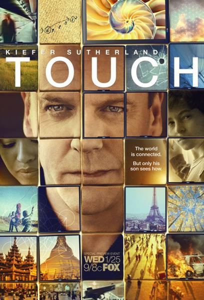 TV ratings for Touch in France. FOX TV series