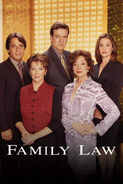 TV ratings for Family Law in the United States. CBS TV series