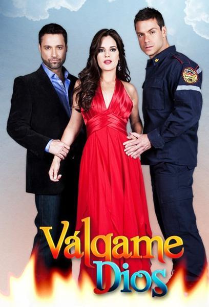 TV ratings for Válgame Dios in Spain. Venevisión TV series