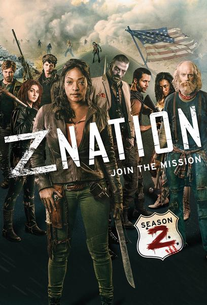 TV ratings for Z Nation in South Africa. Syfy TV series