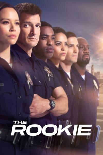 TV ratings for The Rookie in Poland. ABC TV series