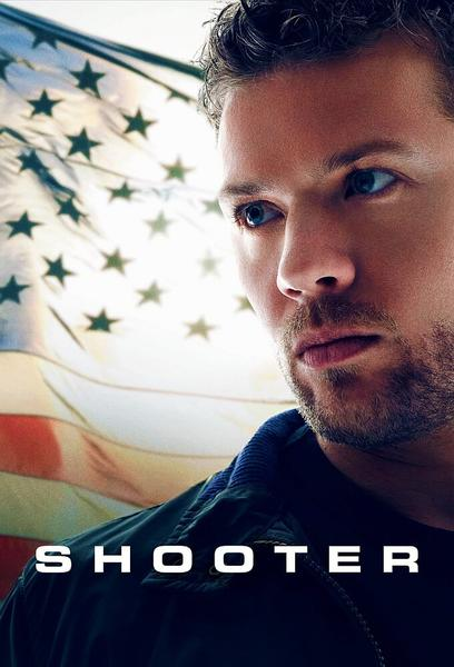 TV ratings for Shooter in Netherlands. USA Network TV series