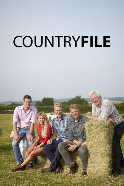TV ratings for Countryfile in Spain. BBC One TV series
