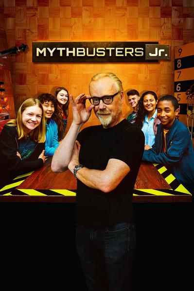 TV ratings for Mythbusters Jr. in Mexico. Science TV series