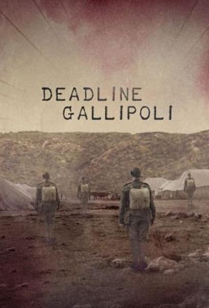 TV ratings for Deadline Gallipoli in the United States. Showcase Australia TV series
