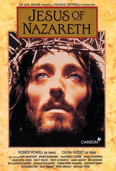 TV ratings for Jesus Of Nazareth in France. ITV TV series
