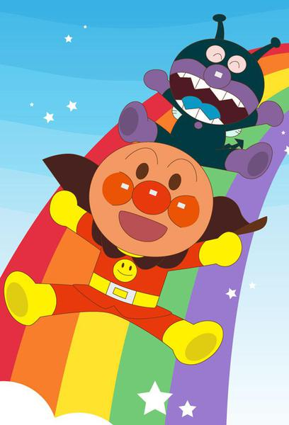 TV ratings for Soreike! Anpanman in the United States. Nippon TV TV series