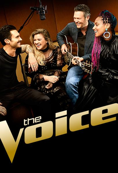 TV ratings for The Voice in Australia. NBC TV series