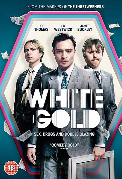 TV ratings for White Gold in Denmark. BBC Two TV series