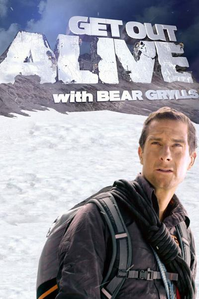 TV ratings for Get Out Alive With Bear Grylls in Colombia. NBC TV series