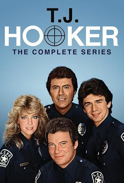 TV ratings for T.j. Hooker in Philippines. CBS TV series