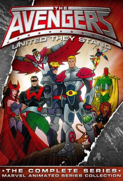 TV ratings for The Avengers: United They Stand in India. FOX TV series
