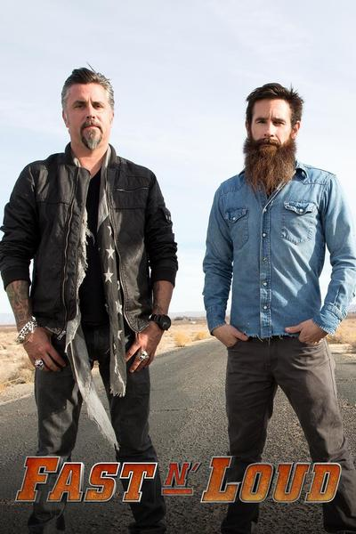 TV ratings for Fast N' Loud in Norway. Discovery Channel TV series