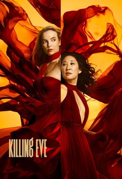 TV ratings for Killing Eve in Argentina. BBC America TV series