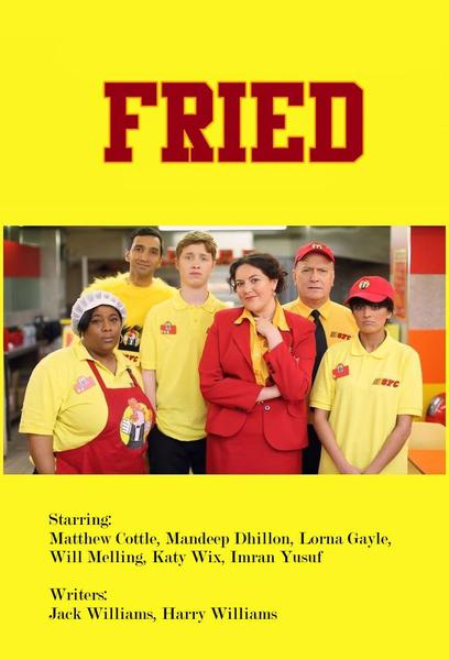 TV ratings for Fried in Turkey. BBC Three TV series