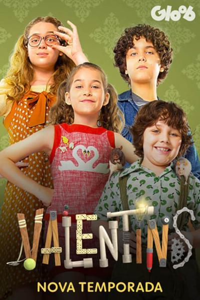TV ratings for Valentins in Colombia. Gloob TV series