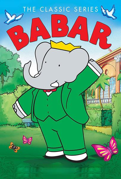 TV ratings for Babar in Japan. CBC TV series