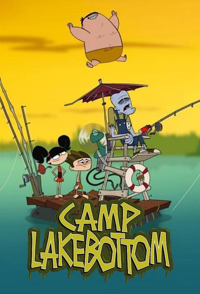 TV ratings for Camp Lakebottom in Norway. Télétoon TV series