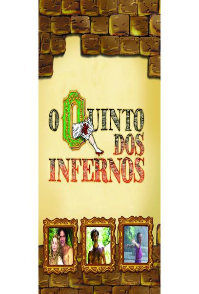 TV ratings for O Quinto Dos Infernos in the United States. Rede Globo TV series