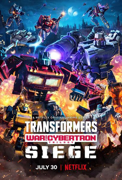 TV ratings for Transformers: War for Cybertron Trilogy in Ireland. Netflix TV series