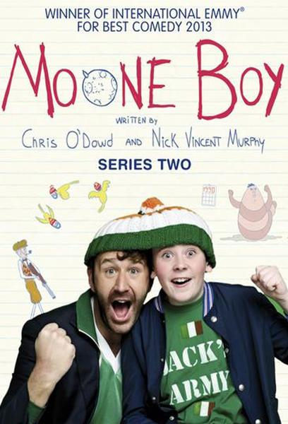 TV ratings for Moone Boy in Italy. Sky 1 TV series