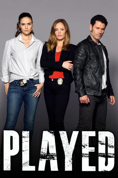 TV ratings for Played in Denmark. CTV TV series