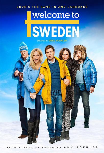 TV ratings for Welcome To Sweden in the United States. TV4 TV series