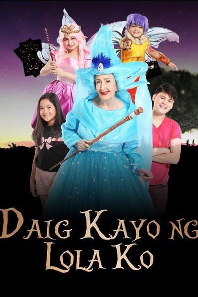 TV ratings for Daig Kayo Ng Lola Ko in Brazil. GMA TV series