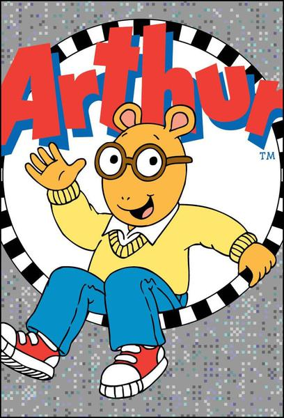 TV ratings for Arthur in India. PBS TV series