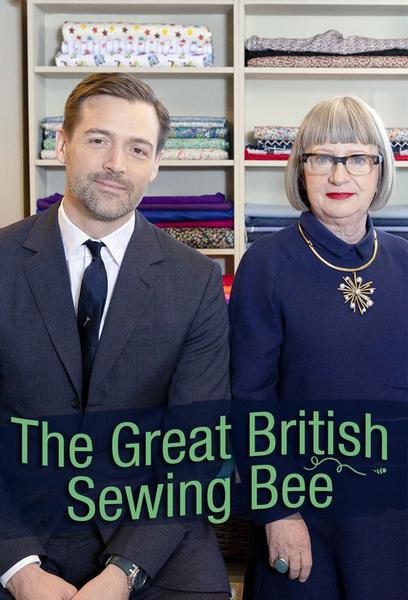 TV ratings for The Great British Sewing Bee in South Korea. BBC Two TV series