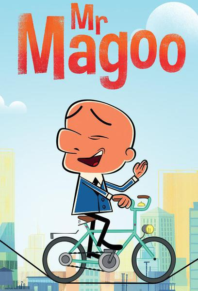 TV ratings for Mr. Magoo in Poland. CBS All Access TV series