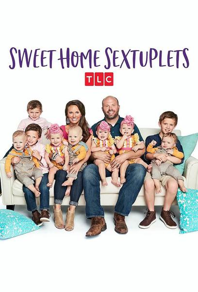 TV ratings for Sweet Home Sextuplets in the United Kingdom. TLC TV series