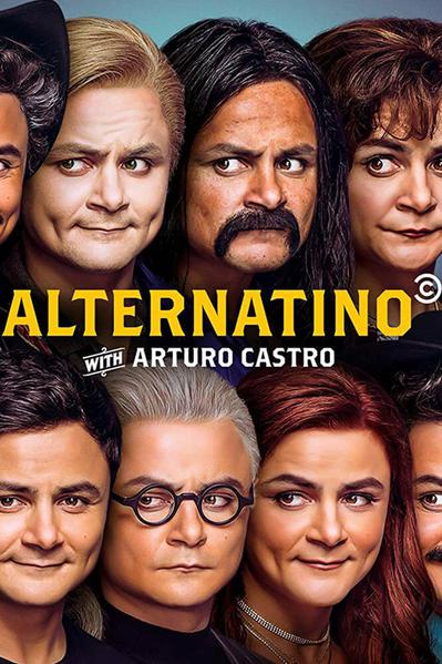 TV ratings for Alternatino With Arturo Castro in Australia. Comedy Central TV series