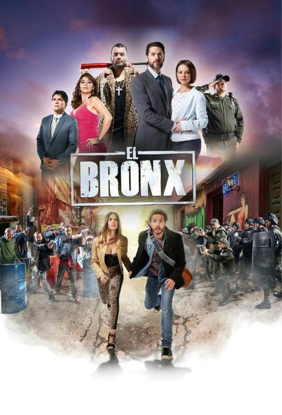 TV ratings for El Bronx in Argentina. Caracol Televisión TV series