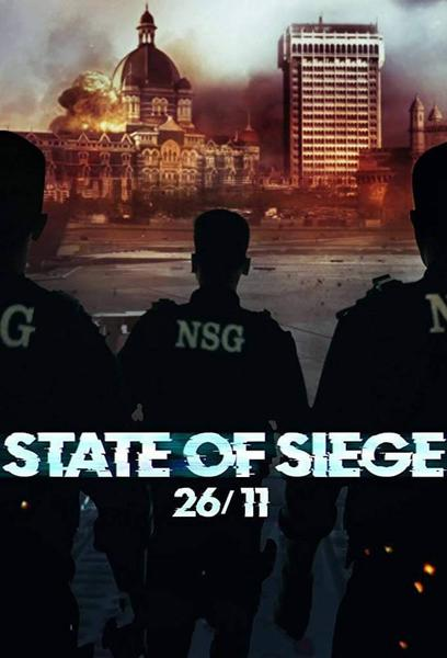 TV ratings for State of Siege: 26/11 in Italy. Zee5 TV series