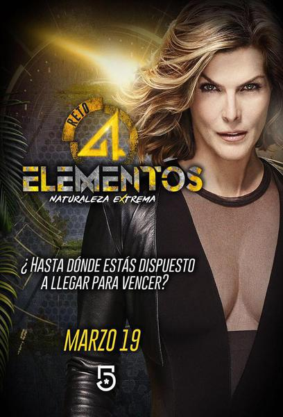 TV ratings for Reto 4 Elementos in Brazil. RTS TV series