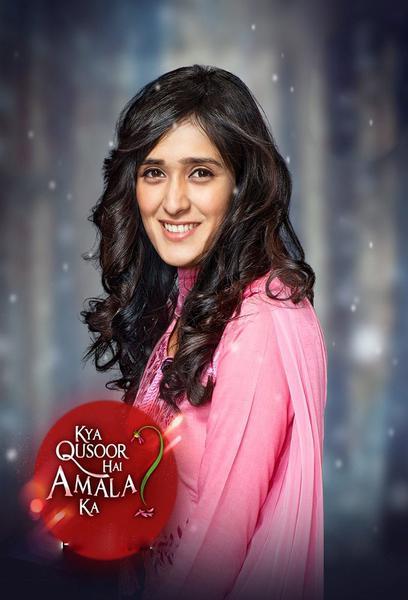 TV ratings for Kya Qusoor Hai Amala Ka? in Germany. Star Plus TV series