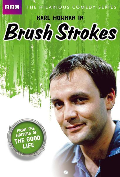 TV ratings for Brush Strokes in Sweden. BBC One TV series