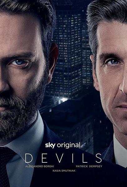 TV ratings for I Diavoli in Germany. Sky Italia TV series