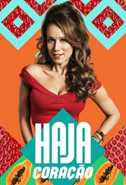 TV ratings for Haja Coração in Russia. Rede Globo TV series