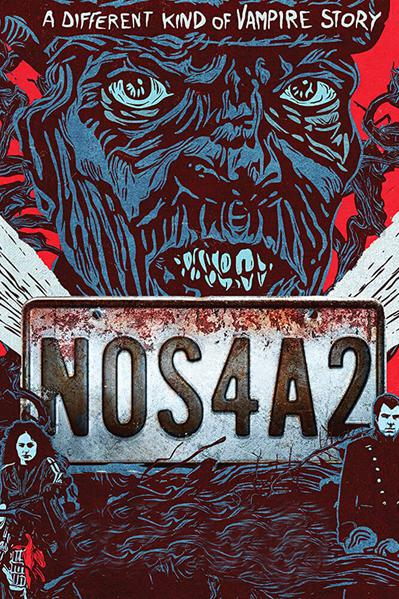 TV ratings for Nos4a2 in the United States. AMC TV series