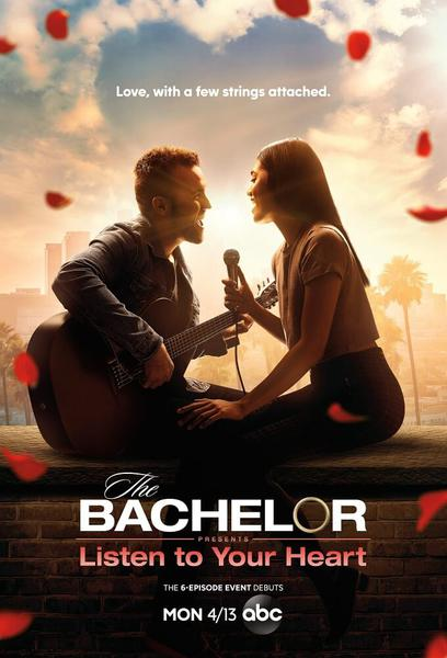 TV ratings for The Bachelor Presents: Listen to Your Heart (US) in India. ABC TV series